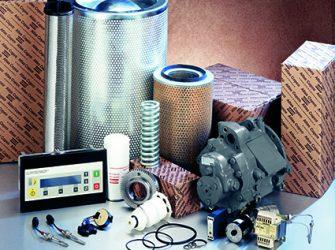 Acof CTS, Genuine parts, Service