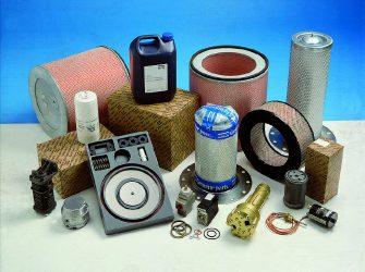 Acof Compressors CTS, Genuine Parts, Service parts