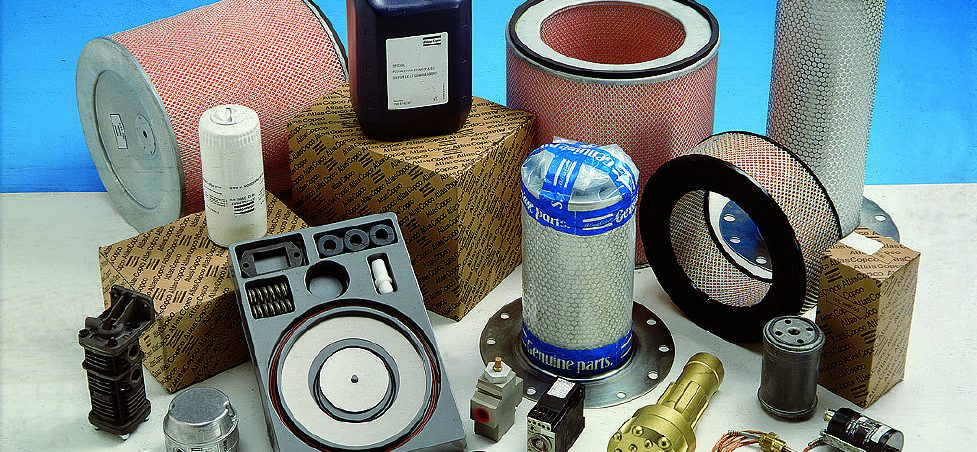 Acof Compressors CTS, Genuine Parts, Service parts