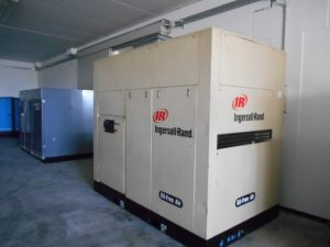 Compressors used